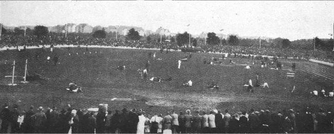 Leichtathletik-Meisterschaften1926 im Wacker Stadion