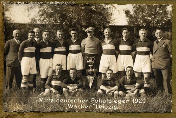 Mitteldeutscher Pokalsieger 1929